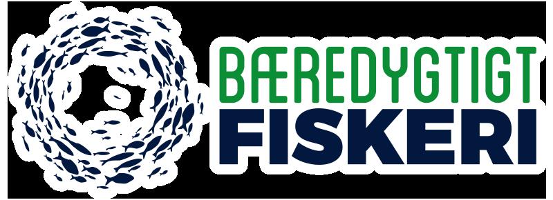 Bæredygtigt Fiskeri hvid logo