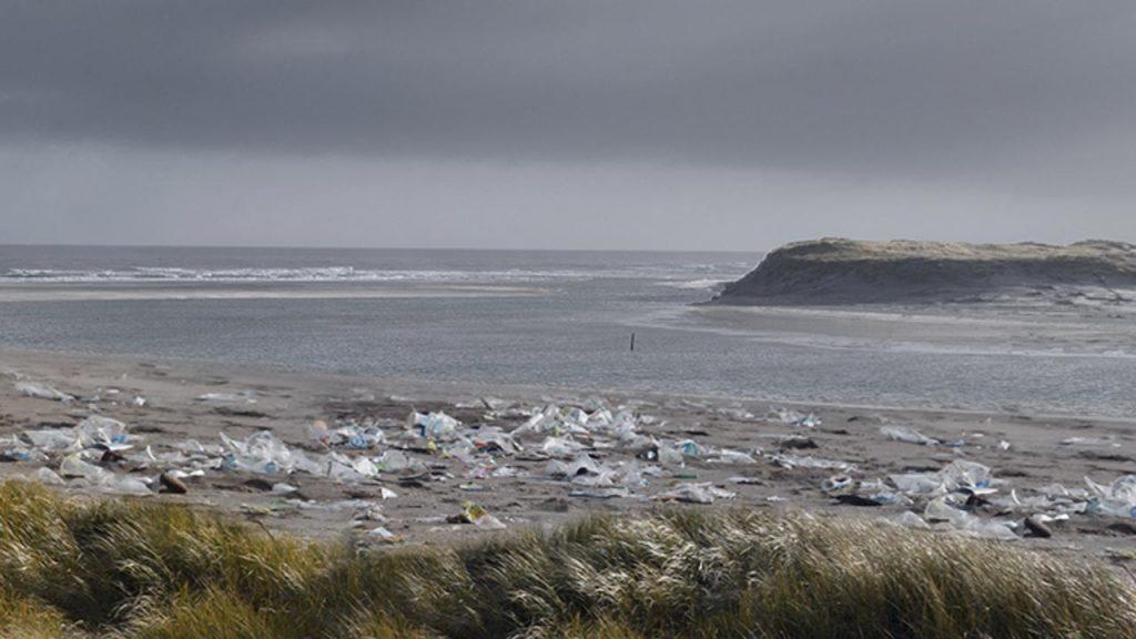 Plastik forurening af havene